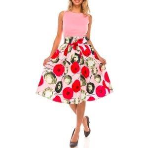 BeYouTiful Dress in Pink